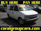 2005 Chevrolet Astro Passenger Van Data, Info and Specs