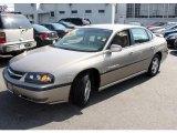 2001 Sandrift Metallic Chevrolet Impala LS #31080465