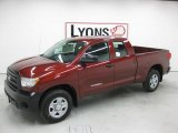 2010 Radiant Red Toyota Tundra Double Cab 4x4 #31144788