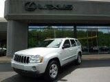 2006 Bright Silver Metallic Jeep Grand Cherokee Limited 4x4 #31145451