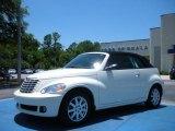 2007 Cool Vanilla White Chrysler PT Cruiser Convertible #31145044