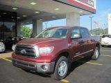 2010 Salsa Red Pearl Toyota Tundra CrewMax 4x4 #31145299