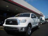 2010 Super White Toyota Tundra CrewMax #31145308