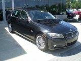 2010 Black Sapphire Metallic BMW 3 Series 335d Sedan #31145506