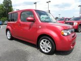 2009 Scarlet Red Nissan Cube 1.8 SL #31145093