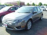 2010 Sterling Grey Metallic Ford Fusion SEL V6 #31144928