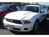 2011 Performance White Ford Mustang V6 Premium Coupe #31144930