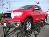 2007 Radiant Red Toyota Tundra SR5 TRD Double Cab 4x4 #31145111