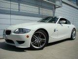 2008 Alpine White BMW M Coupe #31144975