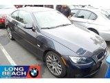 2007 Monaco Blue Metallic BMW 3 Series 328i Coupe #31145183