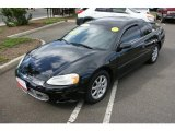 2002 Black Chrysler Sebring LX Coupe #31145186