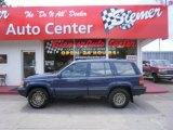 1993 Jeep Grand Cherokee Jewel Blue Pearl Metallic