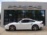 2007 Carrara White Porsche 911 Turbo Coupe #31145645