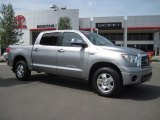 2008 Silver Sky Metallic Toyota Tundra Limited CrewMax 4x4 #31204033