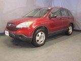 2007 Tango Red Pearl Honda CR-V LX 4WD #31204436