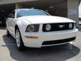 2006 Performance White Ford Mustang GT Premium Coupe #31204618