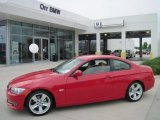 2011 Crimson Red BMW 3 Series 328i Coupe #31204479