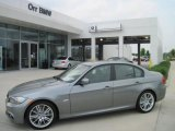 2011 Space Gray Metallic BMW 3 Series 335d Sedan #31204482
