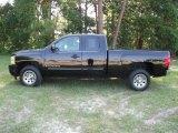 2009 Black Chevrolet Silverado 1500 LT Extended Cab #31204491