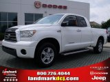 2007 Super White Toyota Tundra Limited Double Cab #31204262