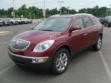 2010 Red Jewel Tintcoat Buick Enclave CXL #31204668