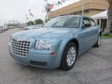 2008 Clearwater Blue Pearl Chrysler 300 LX #31204539