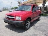 2002 Chevrolet Tracker Hard Top Data, Info and Specs