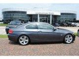 2007 Sparkling Graphite Metallic BMW 3 Series 335i Coupe #31204550