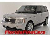 2006 Zambezi Silver Metallic Land Rover Range Rover HSE #31204150