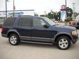 2003 True Blue Metallic Ford Explorer XLT 4x4 #31204736