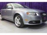 2008 Quartz Grey Metallic Audi A4 2.0T quattro Sedan #31204349