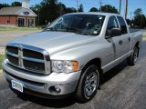 2005 Mineral Gray Metallic Dodge Ram 1500 SLT Quad Cab #31204777