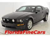 2006 Black Ford Mustang GT Deluxe Coupe #31256547