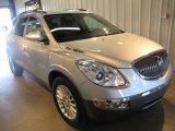 2009 Quicksilver Metallic Buick Enclave CXL AWD #31257069