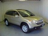2008 Borrego Beige Metallic Honda CR-V EX-L 4WD #31257073
