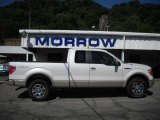 2010 Oxford White Ford F150 Lariat SuperCab 4x4 #31256580