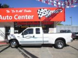 1999 Oxford White Ford F350 Super Duty XLT SuperCab Dually #31256796