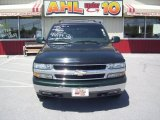 2001 Forest Green Metallic Chevrolet Suburban 1500 LT 4x4 #31256359