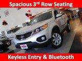 2011 Bright Silver Kia Sorento LX #31256605