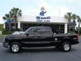 2005 Black Chevrolet Silverado 1500 LS Extended Cab 4x4 #31256879