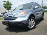 2007 Glacier Blue Metallic Honda CR-V EX-L 4WD #31256621