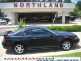2003 Black Ford Mustang V6 Coupe #31256628