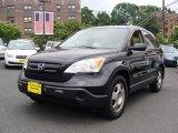 2007 Nighthawk Black Pearl Honda CR-V LX 4WD #31257177