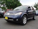 2007 Midnight Blue Pearl Nissan Murano SL AWD #31257179