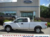 2010 Oxford White Ford F150 XLT SuperCab 4x4 #31256439