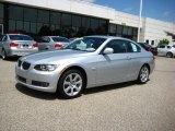 2010 Titanium Silver Metallic BMW 3 Series 335i xDrive Coupe #31256653
