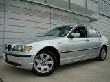 2005 Titanium Silver Metallic BMW 3 Series 325xi Sedan #31256454