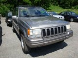 1998 Bright Platinum Jeep Grand Cherokee Limited 4x4 #31256693