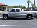 2003 GMC Sierra 2500HD SLE Extended Cab Data, Info and Specs