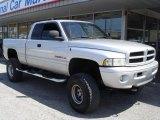 2001 Bright Silver Metallic Dodge Ram 1500 SLT Club Cab 4x4 #31256980
